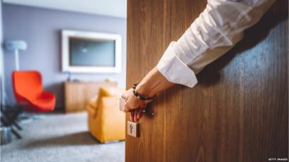 Co dělat, když si doma zabouchnete klíče?